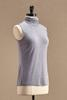 Ruched Mock Neck Tank