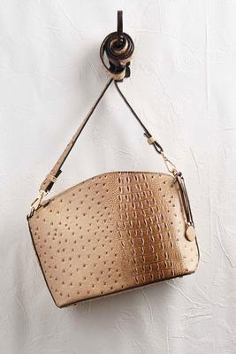 animal print faux leather crossbody
