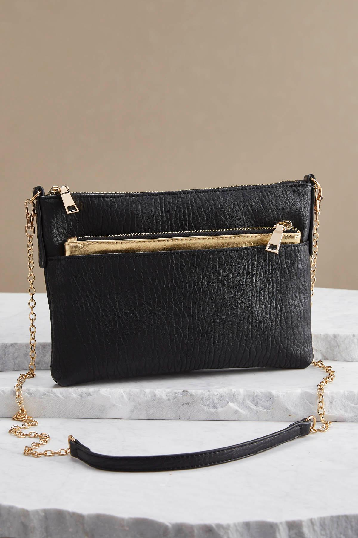 Bag In Bag Crossbody