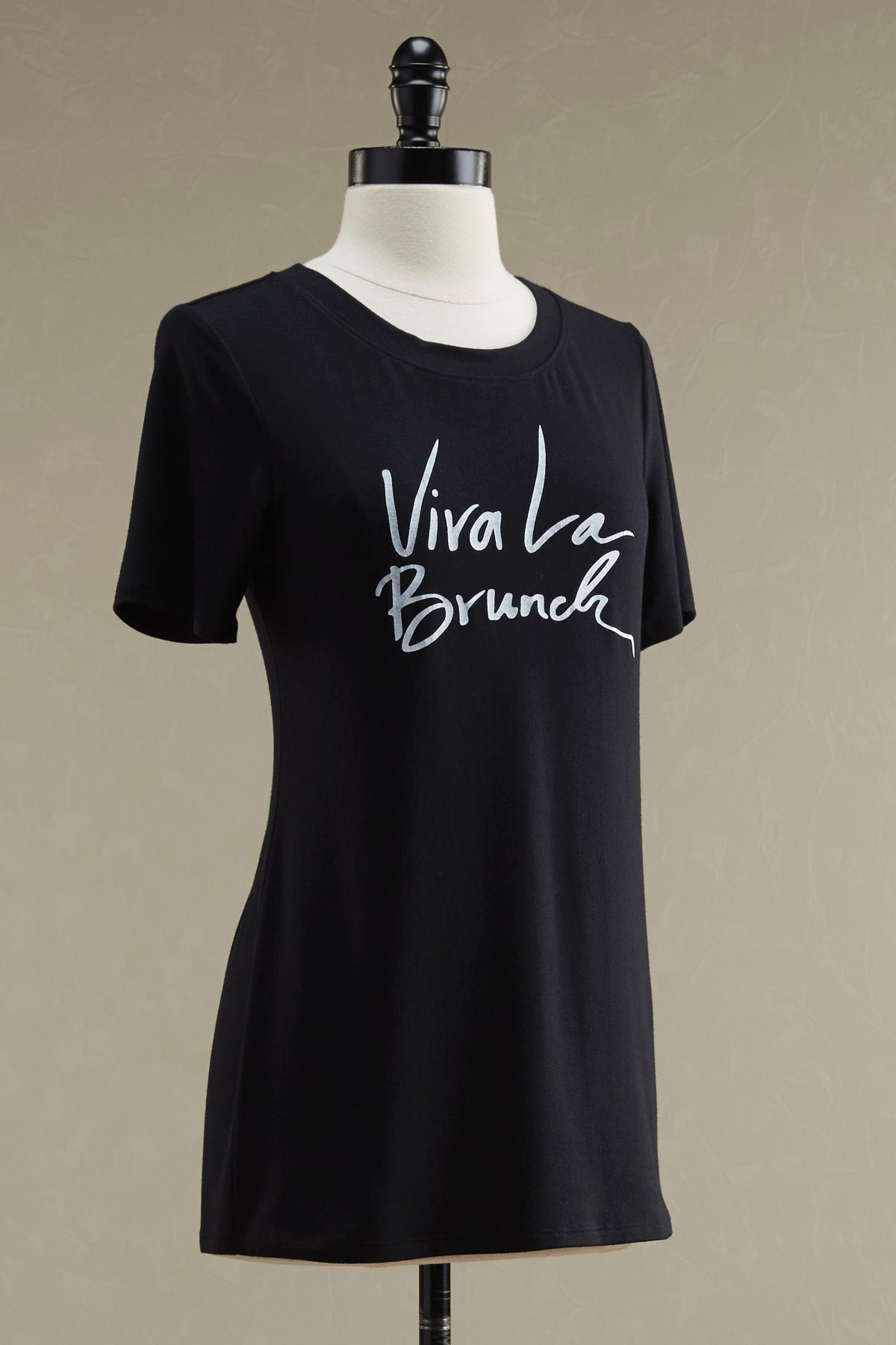Viva La Brunch Graphic Tee