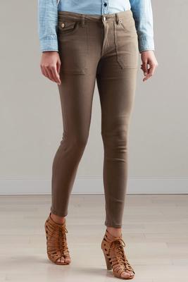 utility skinny pants