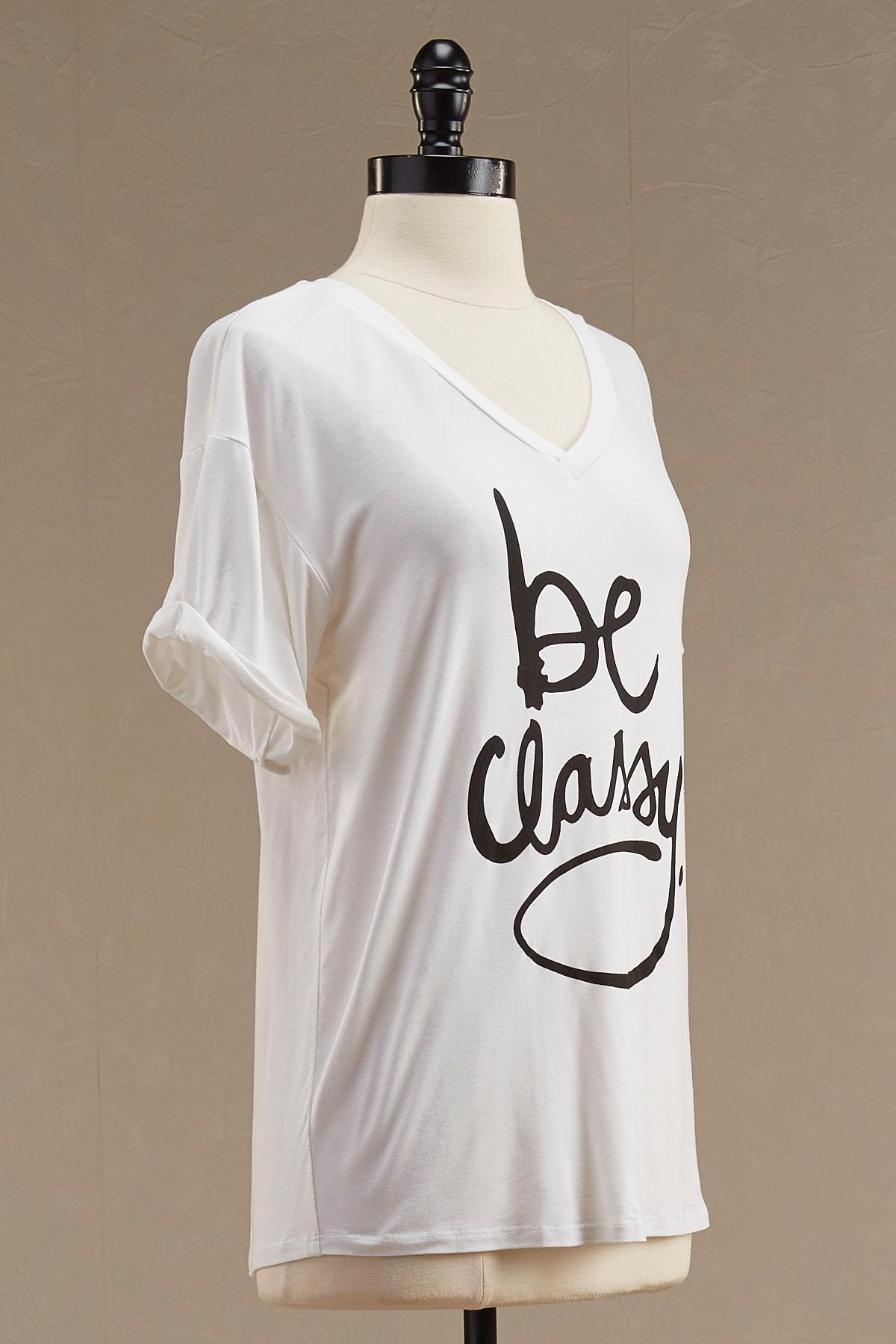 Be Classy Graphic Tee