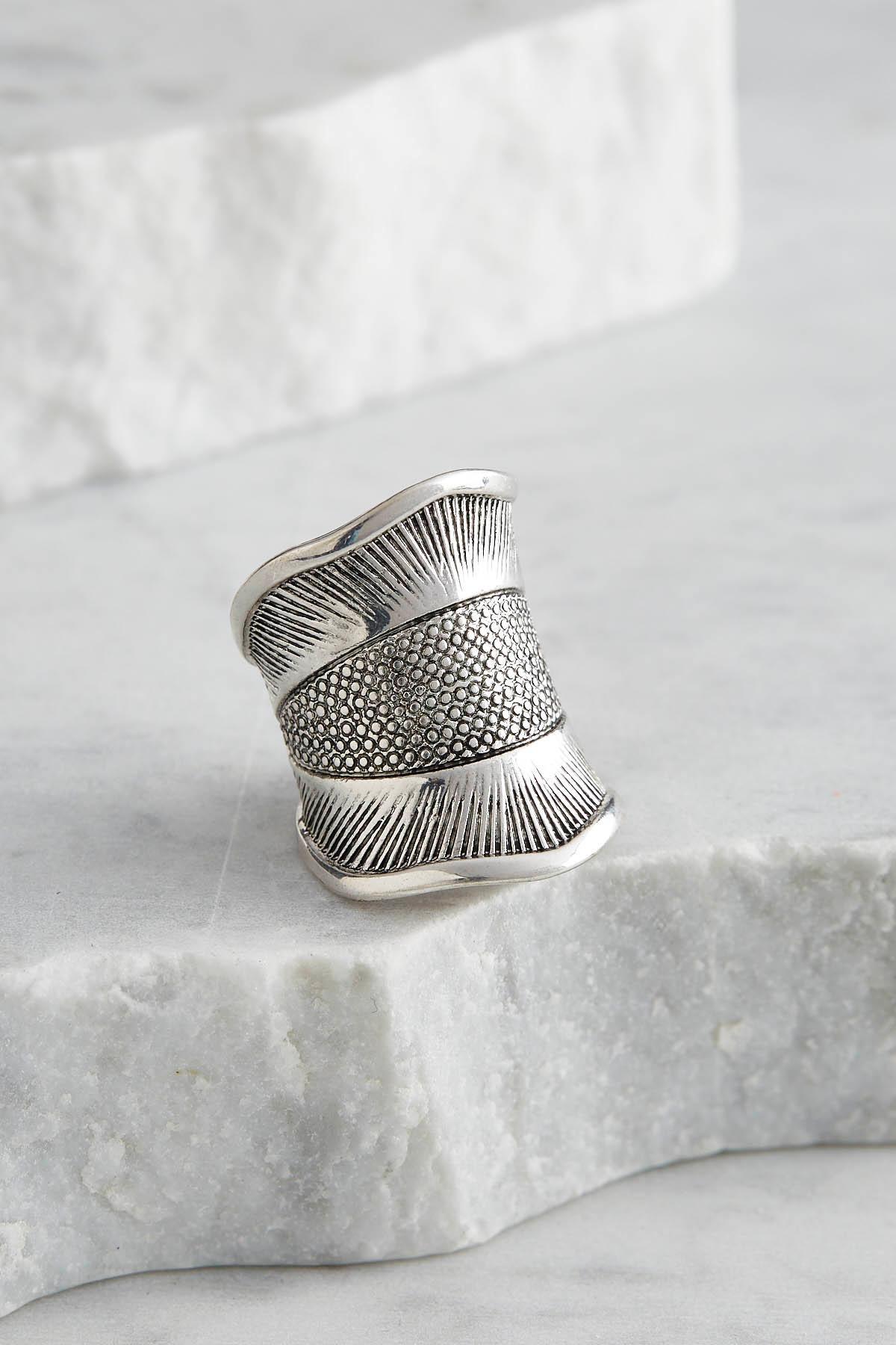 Southwestern Spoon Ring