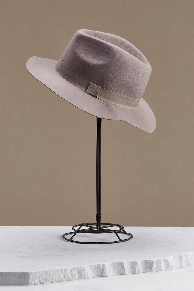 Ribbon Band Panama Hat