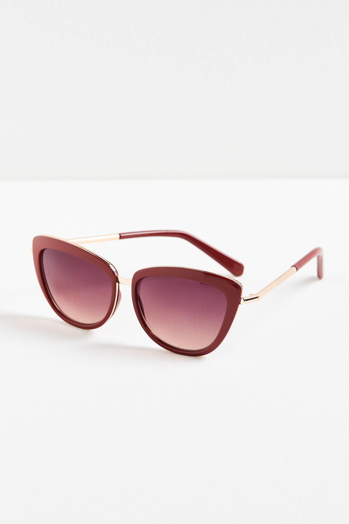 Mod Cateye Sunglasses
