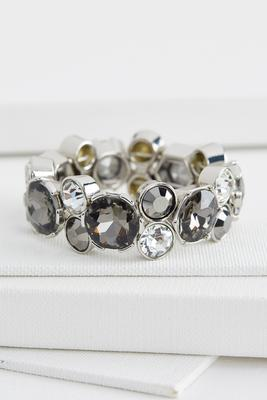 jeweled stretch bracelet