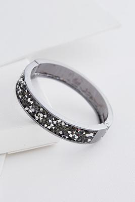 chipped stone hinge bracelet