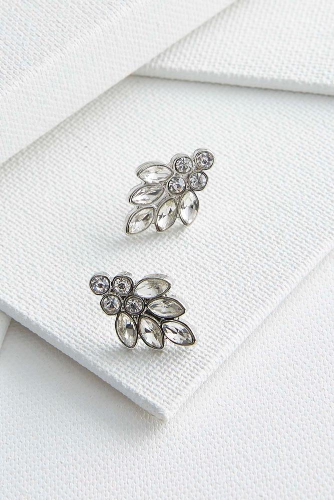 Petal Cluster Stud Earrings