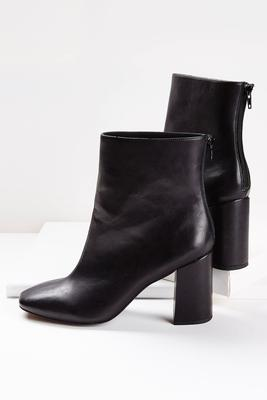 block heel midi boots