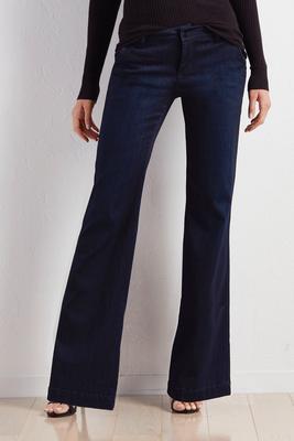 wide leg trouser jeans
