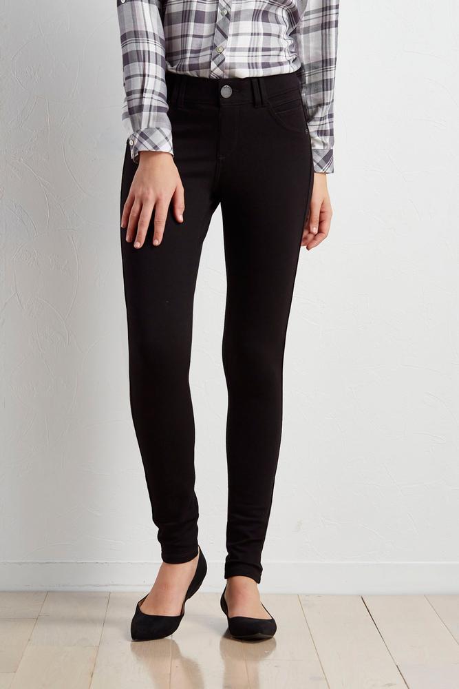 Skinny Ponte Pants