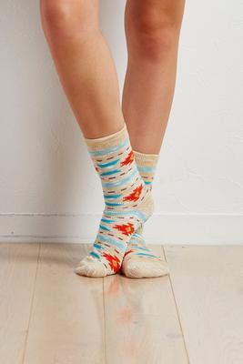 tribal knee high socks