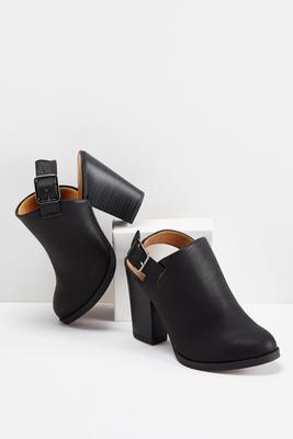 slingback mule clogs