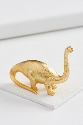 brontosaurus ring holder