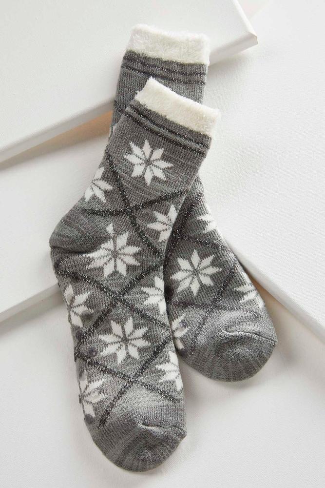 Fuzzy Gripper Socks