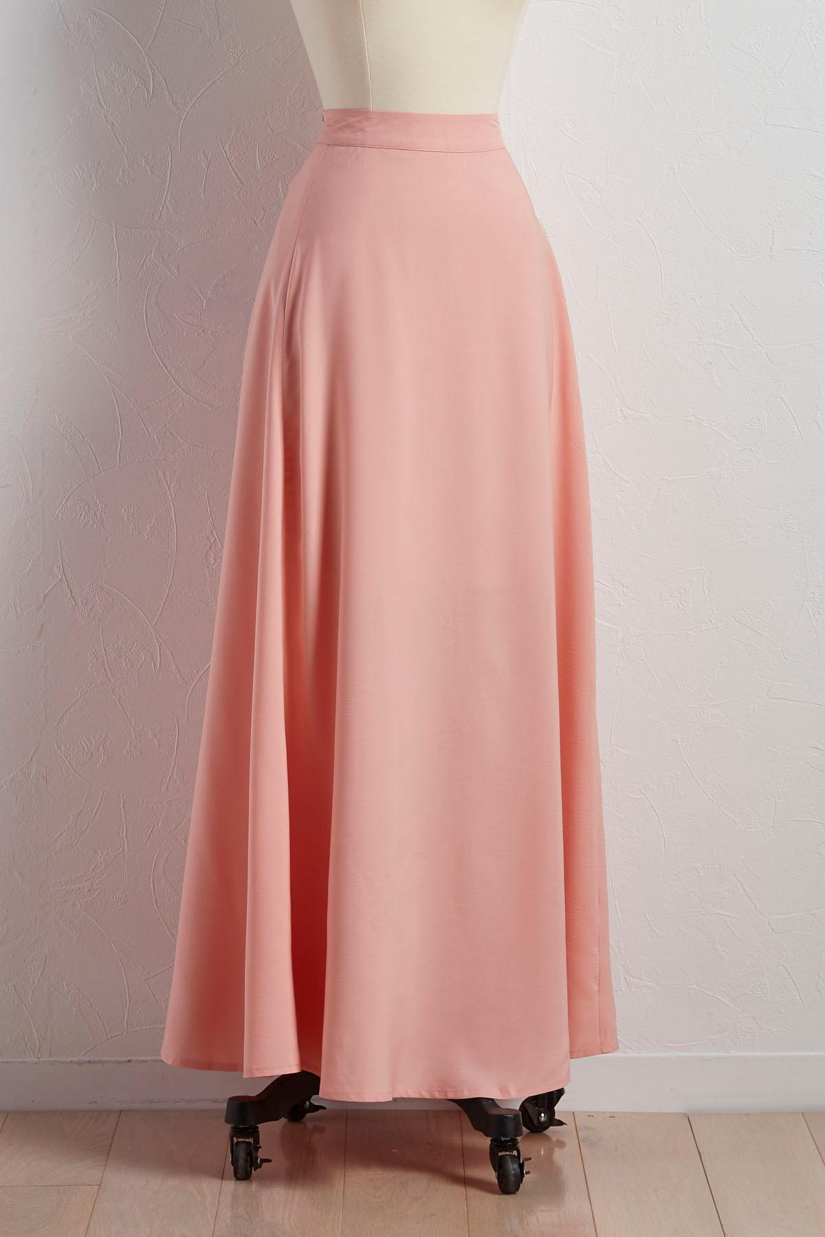 Full Maxi Skirt