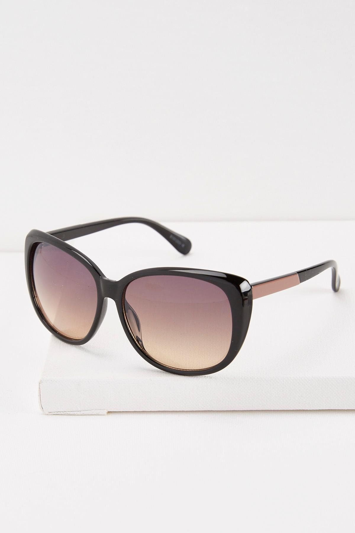 Modern Cateye Sunglasses