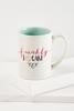 Donut Porcelain Coffee Mug