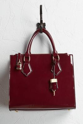 patent structured satchel