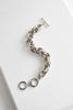 Double Link Toggle Bracelet