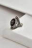 Glass Stone Vintage Ring