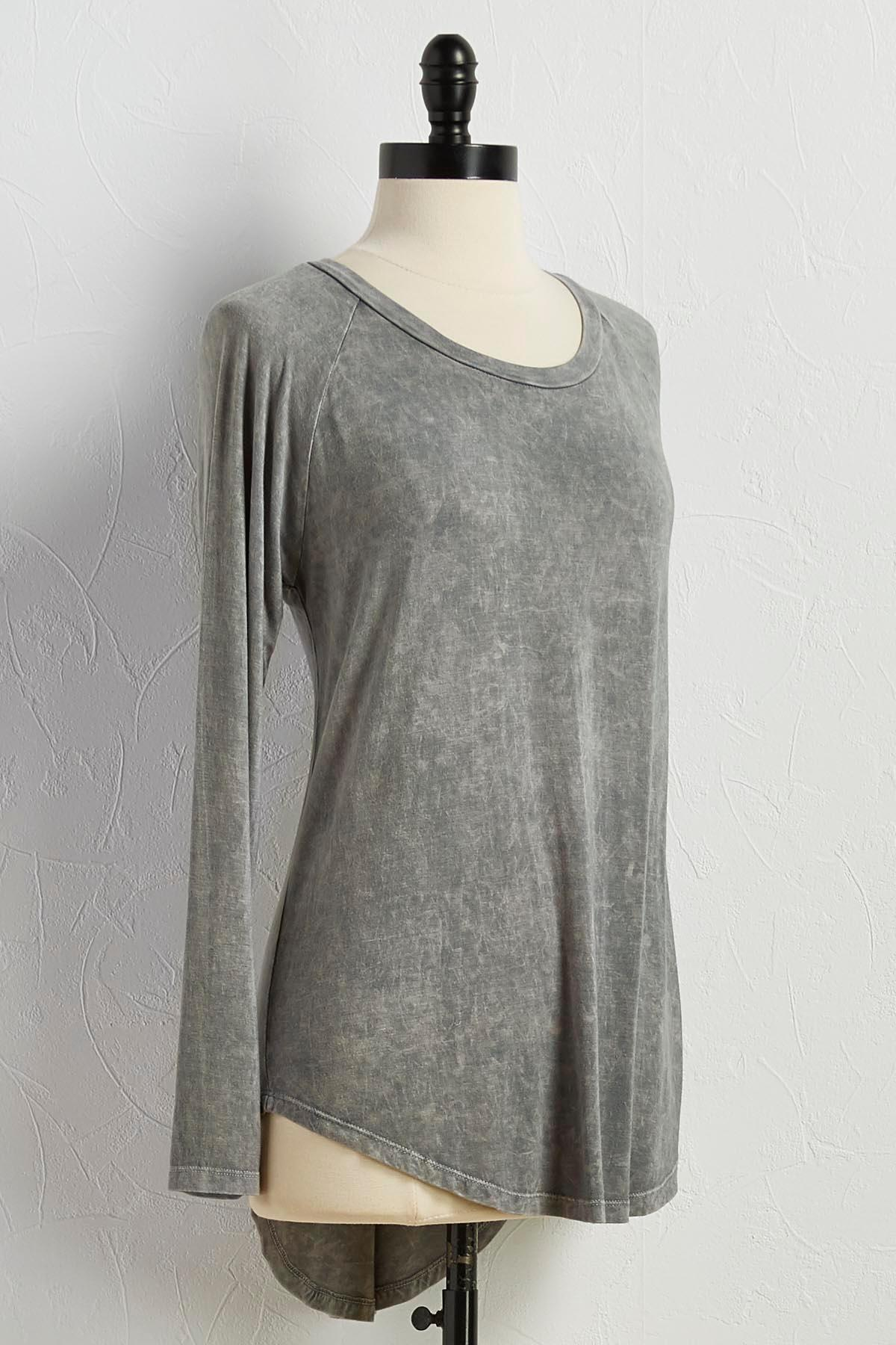 Mineral Wash High- Low Top