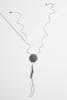Pave Snowflake Pendant Necklace