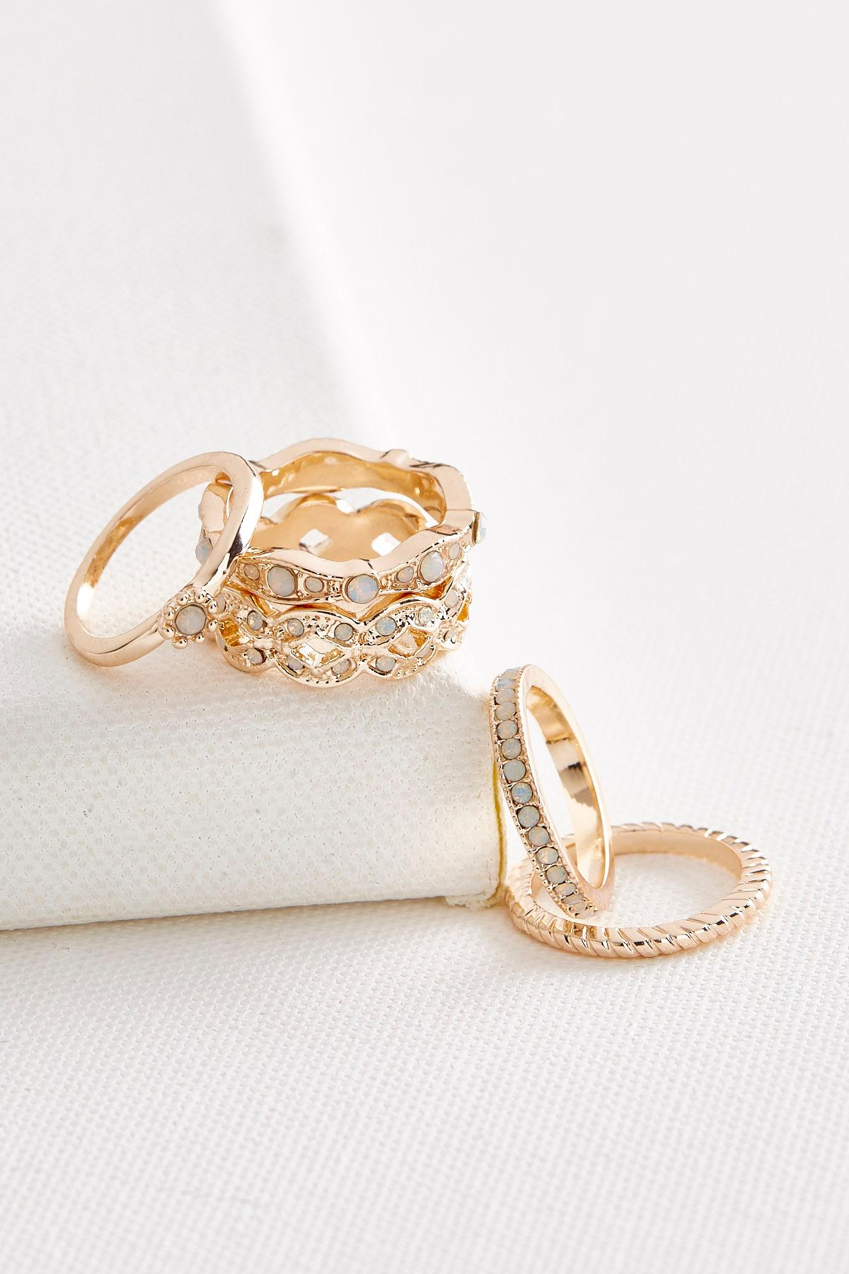 Stackable Ring Set