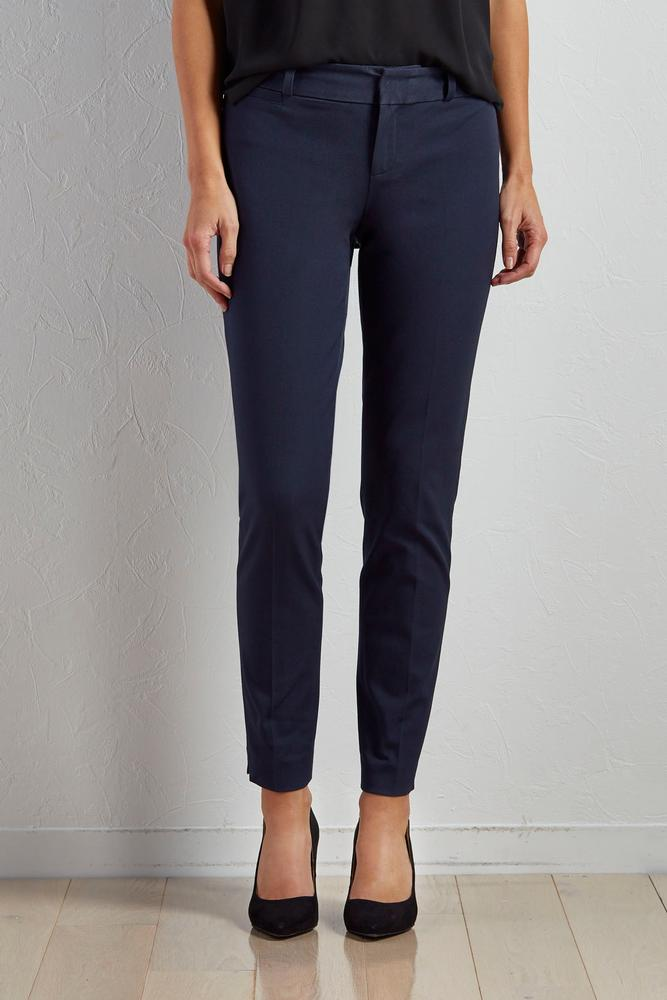 Essential 360 Ankle Pants