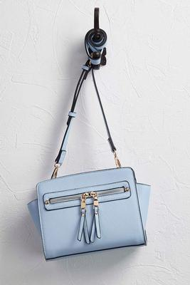 mini structured crossbody