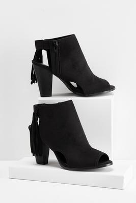 side fringe shooties