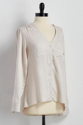 button down equipment top