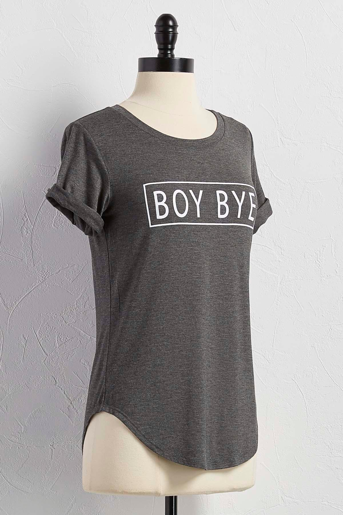 Boy Bye Graphic Tee