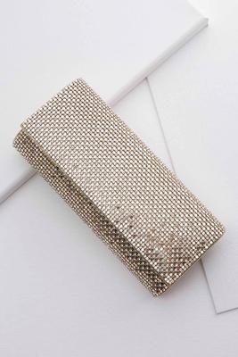 metal mesh clutch