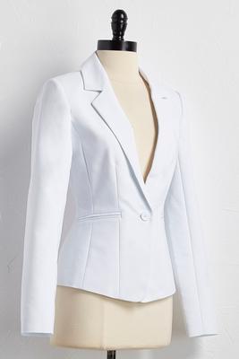 essential blazer