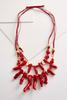 Coral Reef Statement Necklace