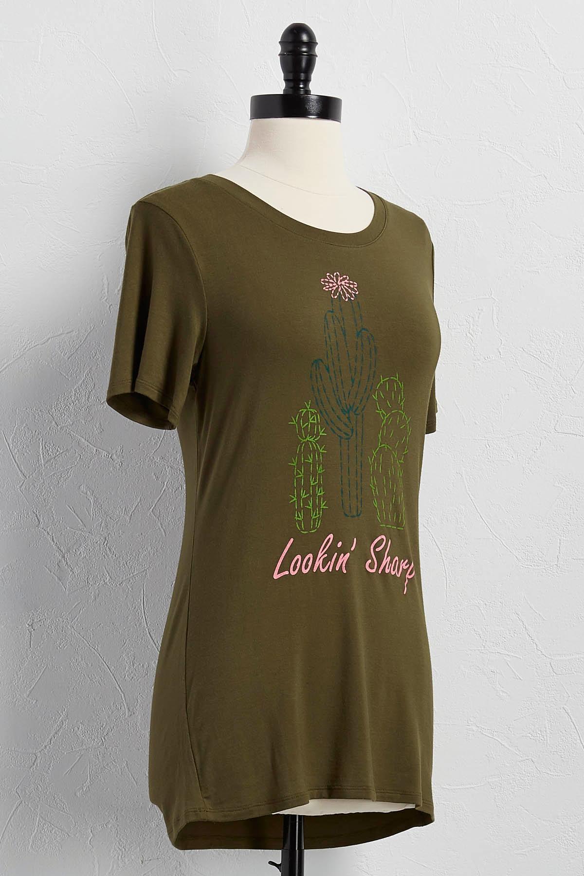 Cacti Graphic Tee