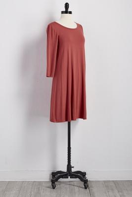 swing t-shirt dress