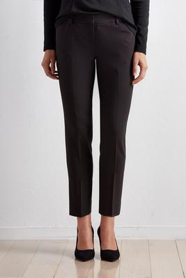 everyday tailored ankle pants