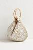 Embellished Fortune Cookie Clutch