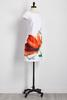 Embossed Floral Sheath Dress