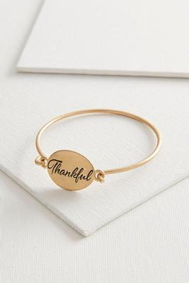 thankful bangle