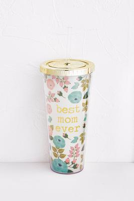 best mom ever traveling tumbler