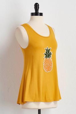 pineapple patch tank