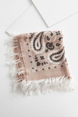 bandana square scarf