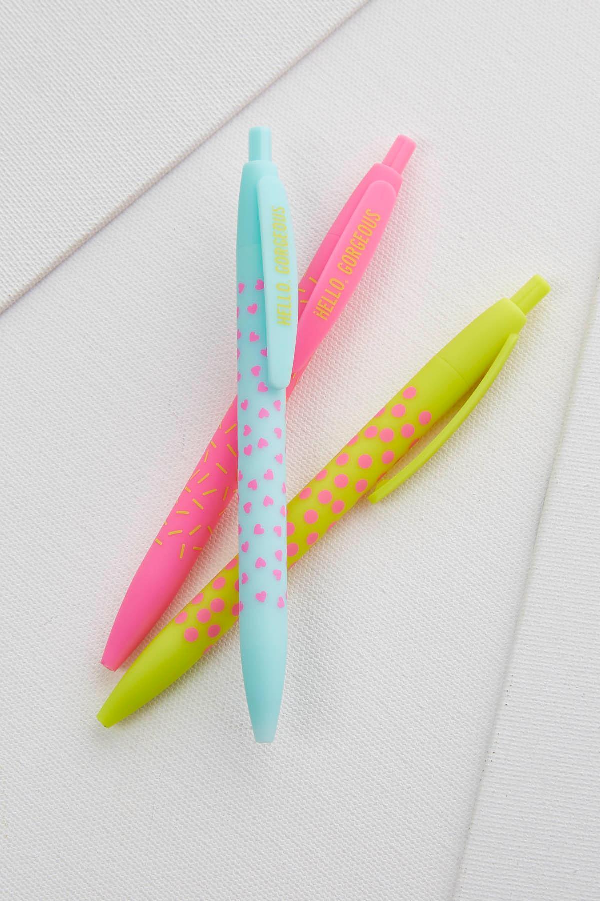 Hello Gorgeous Pens