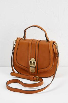 buckle saddle bag