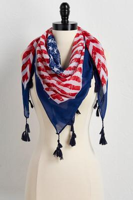 american beauty square scarf