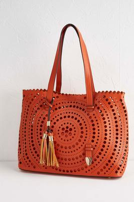 perforated bag in bag set