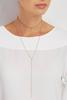 Layered Suede Pearl Choker
